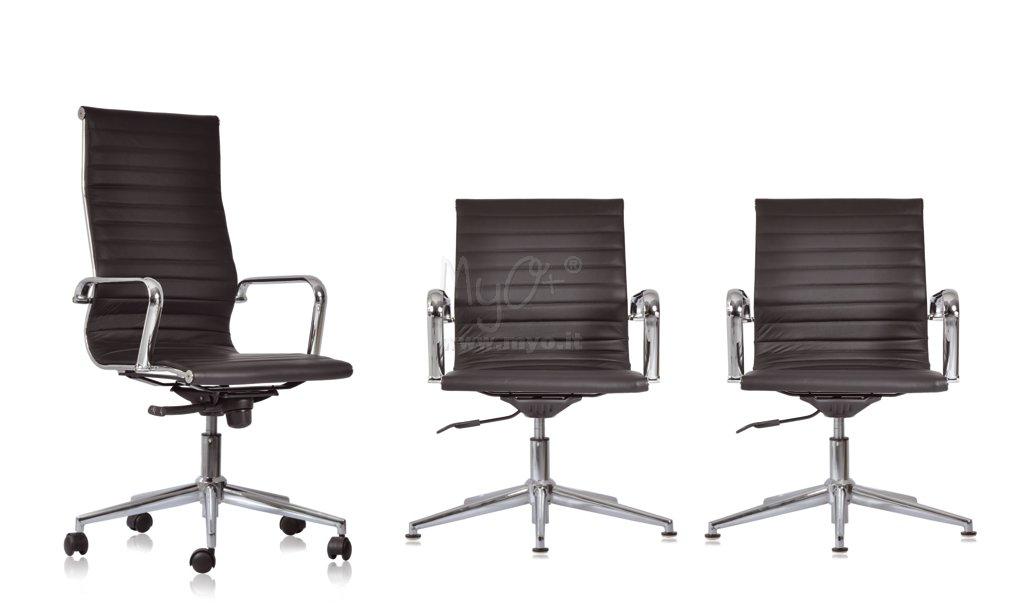 Sedie Ufficio Rimini : X net kit sedia girevole sedie visitatore acquista in myo s p a